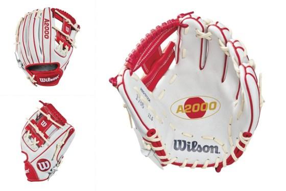 Wilson World Baseball Classic Gloves Japan