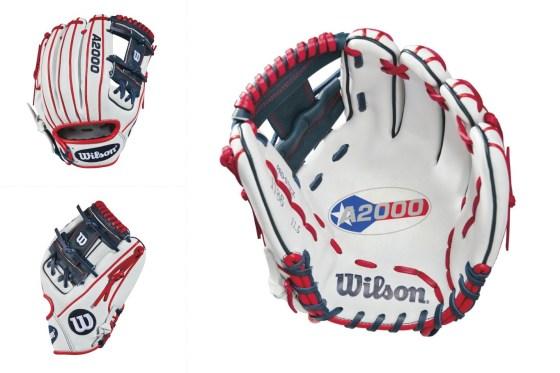 Wilson World Baseball Classic Gloves Puerto Rico