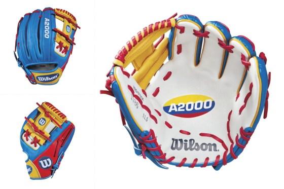 Wilson World Baseball Classic Gloves Venezuela
