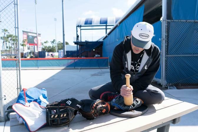 David Wright's Glove: Wilson A2K DW5