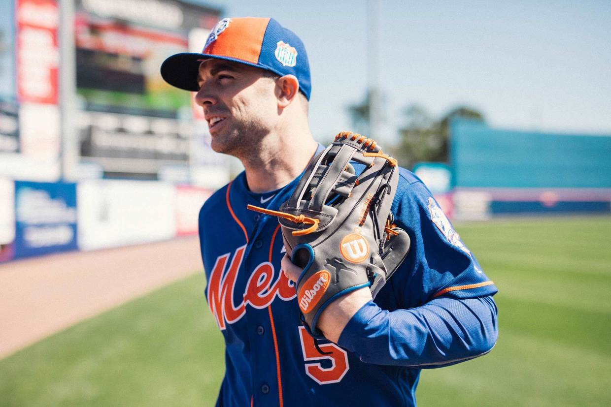 David Wright's Glove: Wilson A2K DW5