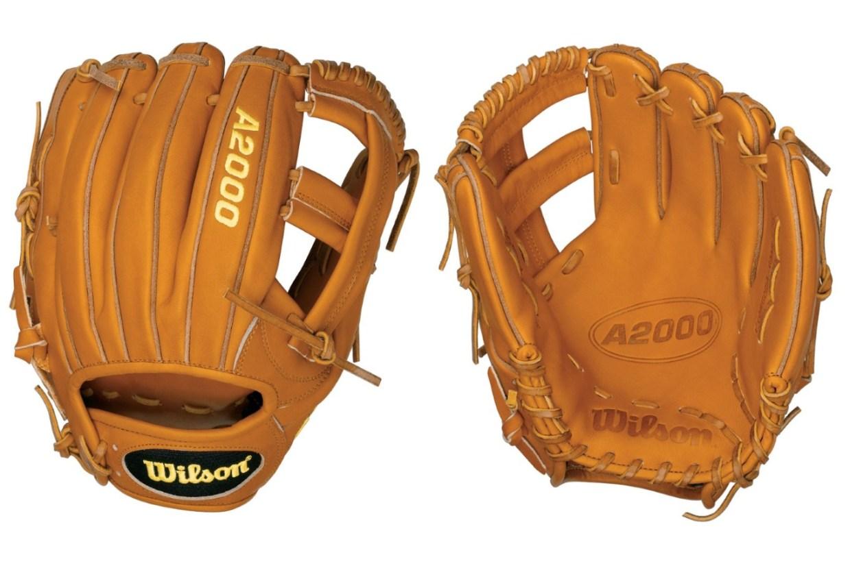 Orange Tan Wilson A2000 EL3 | Ball Gloves Online