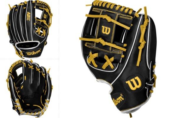 Josh Harrison's Gloves: Two Wilson A2K 1786's