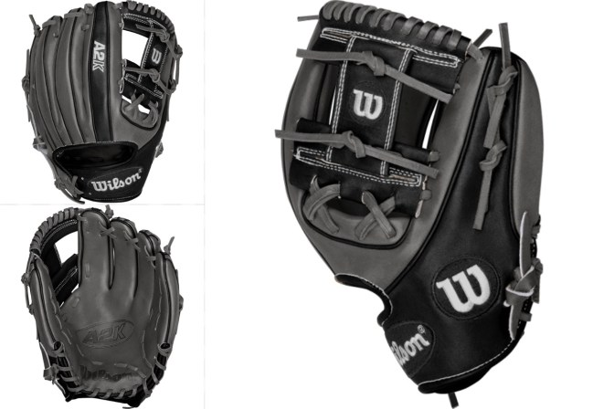 Josh Harrison's Gloves: Two Wilson A2K 1786's