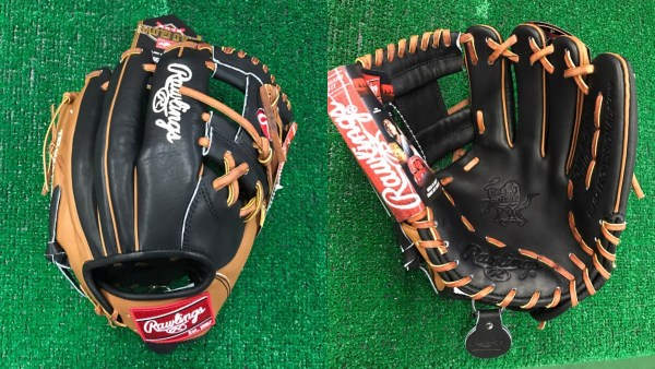 Rawlings Gold Glove Club March: Rawlings Heart of the Hide PRONP4-2BGB