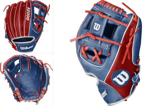 Robinson Cano's WBC Glove: Dominican Republic-Themed Wilson A2000 RC22