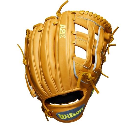 Wilson Glove of the Month August 2017 Daniel Norris' Wilson A2K DW5 2