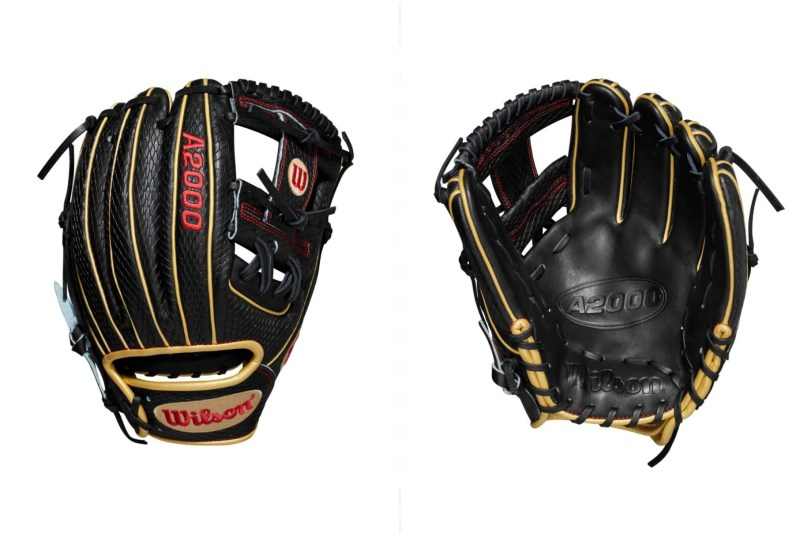Wilson Glove of the Month September 2017: Snakeskin Wilson A2000 1786