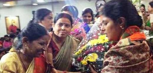 भाजपा ने शुरू की महिला मोर्चा सम्मेलन की तैयारी