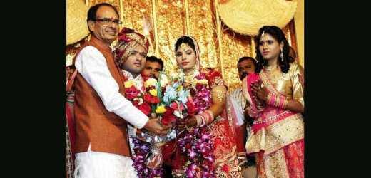 शहीद रमाशंकर यादव की बेटी की शादी को एमपी सीएम ने यादगार बना दिया
