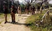गाजीपुर जिला जेल में मारपीट, हवाई फायरिंग