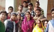 बैरिया की पहली महिला प्रत्याशी आसानी सिंह को चुनाव चिन्ह आरी मिला