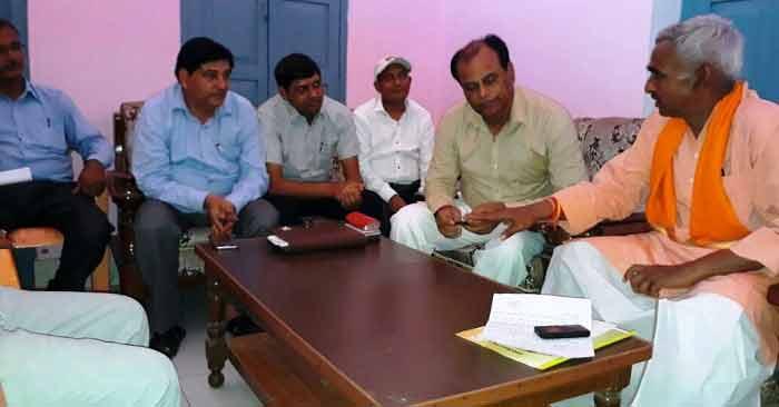 गरीब और साधारण लोगों ने मुझे विधायक बनाया है - सुरेंद्र नाथ सिंह
