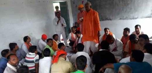 आजमगढ़ में पीएम मोदी की सभा में बैरिया विस से शानदार उपस्थित का बुना ताना बाना
