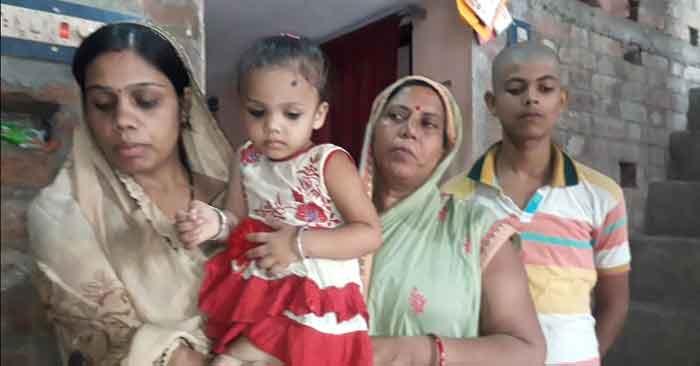 CM से मिल कर स्नेहा ने की 'मनेश्वर हत्याकांड' की सीबीसीआईडी जांच की मांग