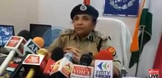 LIVE_VIDEO बैरिया तिराहा कांड : विधायक, उनके भाई, भतीजा व पुत्र सहित 17 पर मुकदमा दर्ज