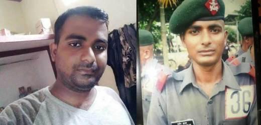 नगालैंड में उग्रवादियों से लोहा लेते सिकंदरपुर का जवान शहीद
