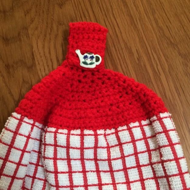 Tea Towel Topper