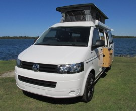 Frontline Avalon VW Transporter 4 motion 132kW LWB - Stock No: 7778