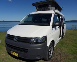 Frontline Avalon VW Transporter LWB 4 motion - Stock 7747