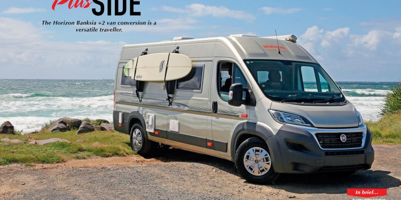 Plus Side - Caravan World - April 2016