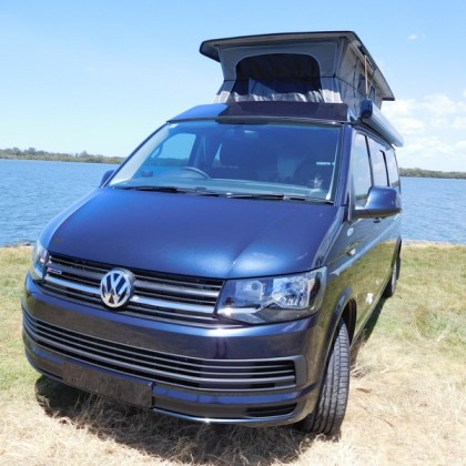 Frontline Adventurer VW Transporter T6 103kW LWB - Stock No: 7983