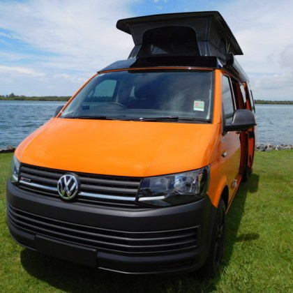 Frontline VW T6 4 Motion 132kW LWB - Stock No: 8126