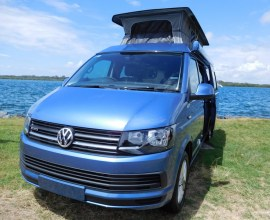 Frontline Adventurer VW Transporter T6 4 Motion 132kW LWB - Stock No: 7923