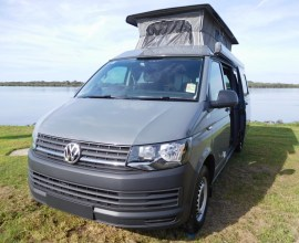Frontline Adventurer VW Transporter T6 103kW LWB - Stock No: 7981