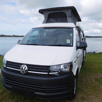 Frontline Adventurer VW Transporter T6 103kW LWB - Stock No: 8109