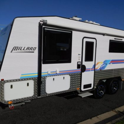 Millard Toura 21.0 Caravan Stock No: 8264