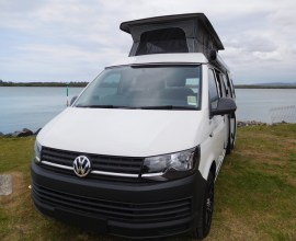 Frontline Adventurer VW Transporter T6 103kW LWB - Stock No: 8149