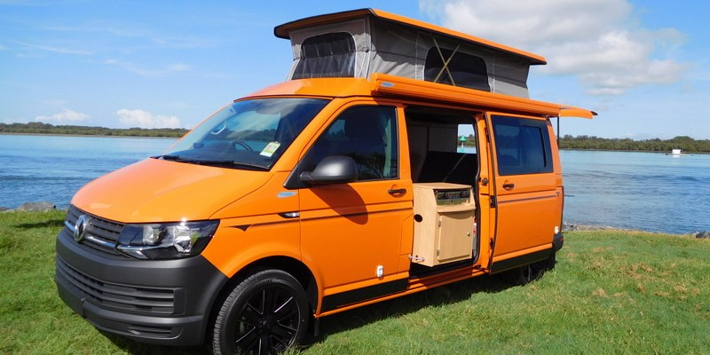 BUY A FRONTLINE VW CAMPERVAN TODAY...DRIVE AWAY TOMORROW