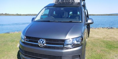 Frontline Adventurer VW T6 103kW LWB - Stock No: 8196