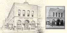 The First National Bank 1936