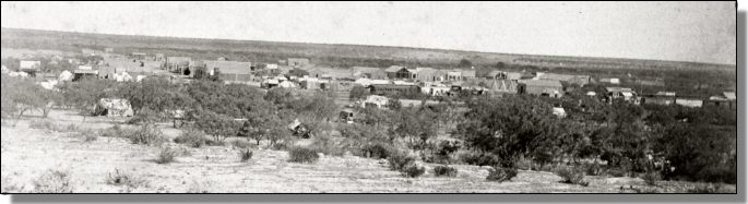 Ballinger Texas - Between 1886 and 1900 Ballinger was established in 1886 by the Santa Fe Railroad
