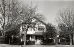 Evans - Pollan Home