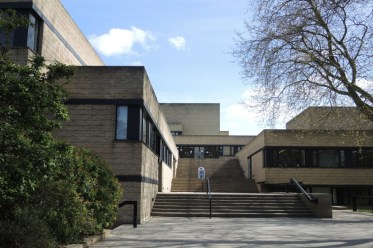 English & Law Faculty Building, St Cross Rd & Manor Rd