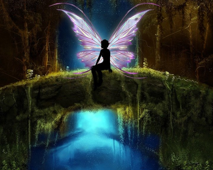 The Tale of the Emla Fairy