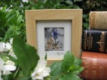 Floral mini lavender £7