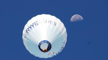 Werbung mit dem Ballon: Wir bringen Sie an den Himmel!