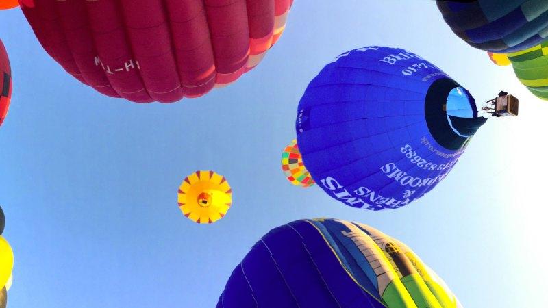 Sagrantino Cup – Urlaub mit dem Ballon