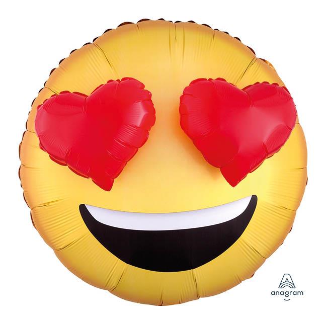 Helium Ballon Hartjes Ogen 3D , love, Helium Ballon ILY Letters 45 CM, love, love ballon, liefde, liefdesballon, ballon versturen, ballon cadeau, kadoballon, love you ballon, liefdesballon, valentijnsballon, ballon versturen , ballon per post, ballonpost liefde, liefdesballon, liefde, emoticon