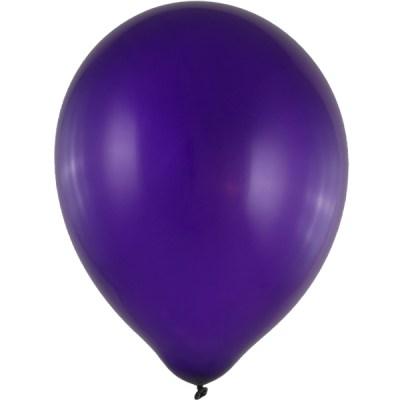 Latexballon 60cm violett