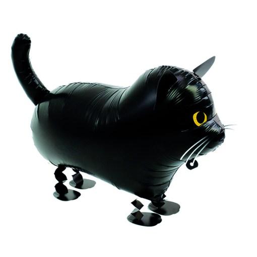 Airwalker Schwarze Katze 2