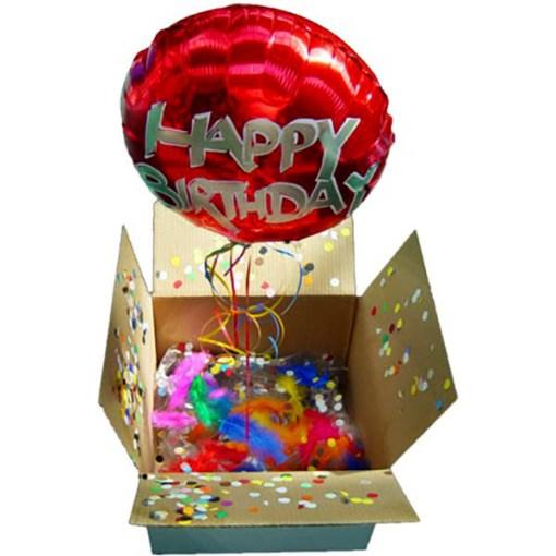 Geburtstagspaket