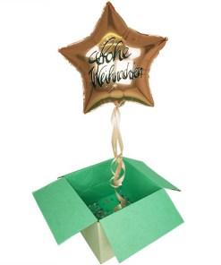 weihnachts ueberraschungspaket BALLONI