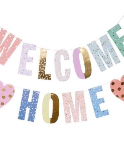 GIRLANDE WELCOME HOME
