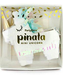 Pinata - Einhoernchen, 8x8x2.5cm Packung