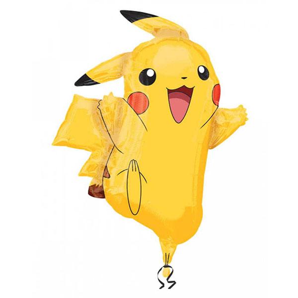 Pikachu Supershape 62 x 78cm